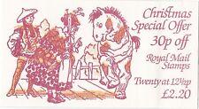 GB 1983 SG FX6: £2.20 Christmas booklet