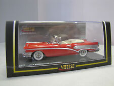 Vitesse 36260 1958 Buick Special Convertible - Seminole Red - 1:43