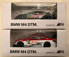 BMW M4 DTM Racing Scale 1/64 SHELL & Red Bull Mint In Box (Set Of 2) 80422411546