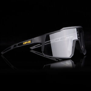 Cycling Sunglasses Photochromic Goggles Road Mountain Bike Outdoor Sport Glasses