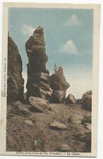 France - Croix-de-Vie, Sion, Le Chaos - Postcard Franked 1939