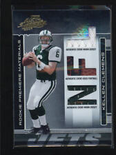 Kellen Clemens 2006 Playoff Absolute Triple Jersey/Football Rc #272/849 Af3777