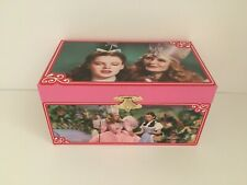 Wizard Of Oz San Francisco Music Jewelry Box Dorothy and Glinda