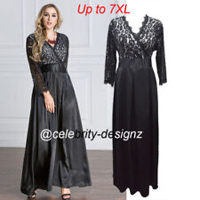 Satin Lace Dresses for Women