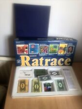 VINTAGE ~ WADDINGTONS RATRACE BOARD GAME  1973 SOCIAL CLIMBING GAME ~ EXCELLENT