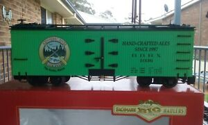 Bachmann Big Haulers G Scale Freight Carriages. 98689. Stored in Original Box.