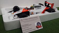 F1 McLAREN HONDA MP4/6 #1 SENNA 1991 1/18 MINICHAMPS 540911801 voiture miniature