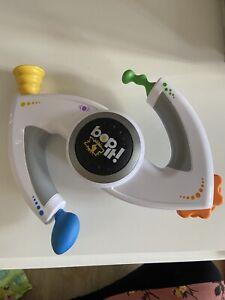 Bop It XT Hasbro Electronic Handheld Extreme Fun Game White Version - Working
