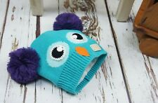 Blade & Rose Owl Collection - Double Bobble Hat - Various Sizes