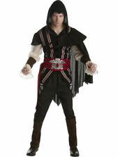 Assassin's Creed II Ezio Auditore Assassin Classic Mens XL extra Large Costume