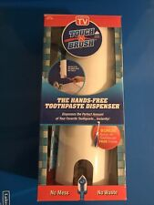 Touch N Brush Hands Free Toothpaste Dispenser Tb011106 (T298)