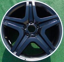 ORIGINAL Genuine OEM Factory AMG Mercedes-Benz G63 20 inch Black WHEEL 85327