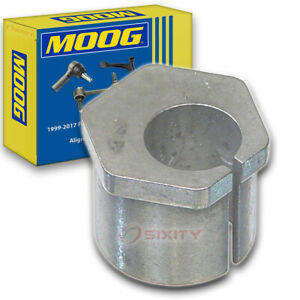 MOOG Front Alignment Caster Camber Bushing for 1999-2017 Ford F-250 Super oi