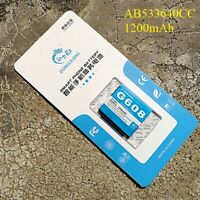 1200mAh AB533640CC Battery For Samsung G400 G408 G508E G600 G608 A697 J400 J408