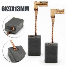 2Pcs Carbon Brushes Brush For Makita Angle Grinder GA 5030 CB-459 6mmx9mmx13mm