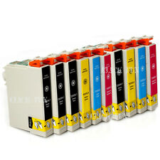 10x Ink Cartridges T200XL for Epson Workforce WF2520 WF2540 XP410 T200 NonOEM