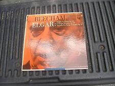 BEECHAM, ELGAR, ENIGMA, COCKAIGNE, SERENADE FOR STRING, COLUMBIA ML5031 6 EYE