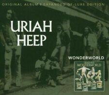 Wonderworld by Uriah Heep (Vinyl, Nov-2015, 2 Discs, Sanctuary (USA))