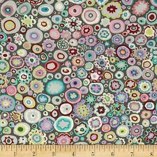 Rowan Kaffe Fassett Classic Collection Paperweight Fabric PWGP020-Grey BTY