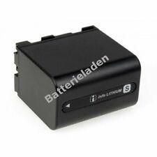 Akku für Video Sony DCR-PC3E 4200mAh 3,6V 4200mAh/15,1Wh Li-Ion Anthrazit