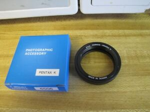 Pentax T Ring Camera Adapter to Telescope Bayonet K - Tasco #6506   Lot of 10