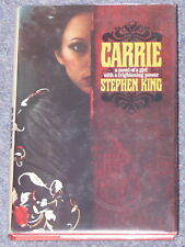 Carrie - Stephen King - Signed Edition.