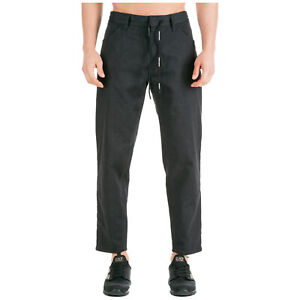 Emporio Armani jeans men 6G1J401N60Z0635 Black pants denims blue