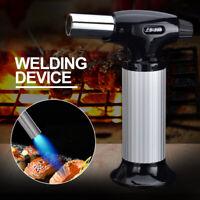Jet Torch Lighter Welding Adjustable Flame Windproof Butane Refillable Gas