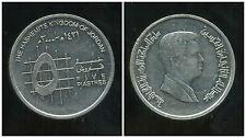JORDANIE  5 piastres  2000  ( bis )