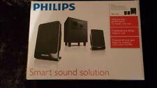 Philips Multimedia Speakers 2.1 SPA 1302 in Ovp