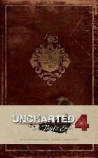 Uncharted Hardcover Ruled Journal ' NAUGHTY DOG, .