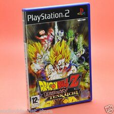 DRAGONBALL Z BUDOKAI TENKAICHI PS2 Versione inglese