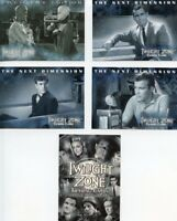 Twilight Zone Series 1-3 Promo Card Lot 5 Cards