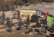Canada CLaim 33 Gold Panning Bonanza Creek Dawson City Yukon
