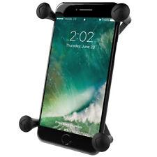 RAM Mount Universal X Grip Large Smart Phone Holder Ball Base Motorcycle