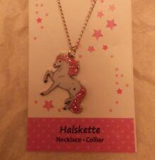 HappyRoss White Star Pony Necklace Gift Pretty Pony Happy Ross Charm Neck Lace