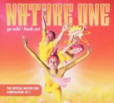 NATURE ONE 2011 = ATB/Buuren/Dyk/Fedde/Kalkbrenner/Avicii...=3CD= groovesDELUXE!