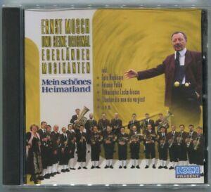 CD Ernst Mosch & Original Egerländer: Mein schönes Heimatland (Koch)