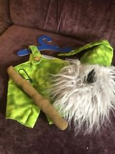 Build A Bear Troll / Gnome Costume, VERY Rare, VERY Hard to Find