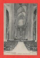 Cathédrale du MANS - Le chœur   (B9777)