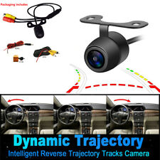 HD Dynamic Trajectory Car Rear View Camera Reverse Backup Parking Assistance