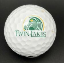 Twin Lakes Logo Golf Ball (1) Nike Crush PreOwned