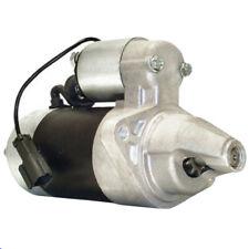 16928 Starter Motor for Nissan 240SX 2.4L Axxess 2.4L Stanza 2.4L