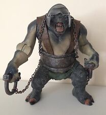 Lord of the Rings The Fellowship Large Cave Troll with Sound and Action Toy Biz