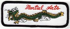 Unusual Martial Arts Dragon Patch  Badge  - New