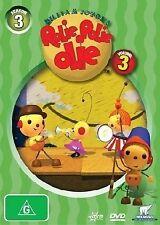 Rolie Polie Olie : Season 3 : Vol 3 (DVD, 2006)