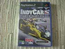 INDYCAR SERIES INDIANAPOLIS 500 PLAYSTATION 2 PS 2 NUEVO Y PRECINTADO