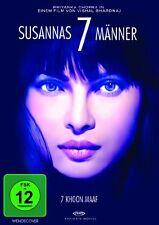 Susannas sieben Männer - 7 Khoon Maaf, Bollywood DVD NEU + OVP!