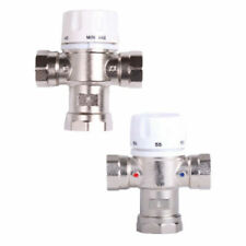Blender Mixing Valve for Water Underfloor Heating 22mm Compression