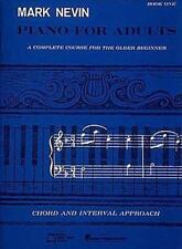 Piano for Adults, Book One (Paperback or Softback)